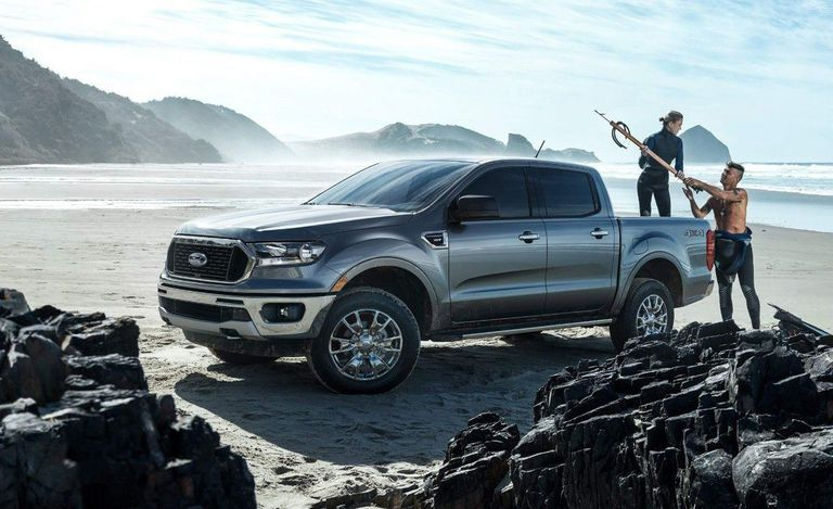 The 2019 Ford Ranger Pickup Gets Slightly Better MPG Ratings Than the Honda Ridgeline